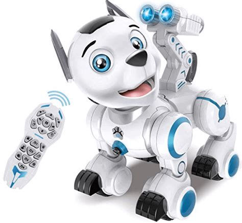 robot dog toys  kids   reviews