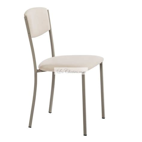 but chaises de cuisine chaise de cuisine brava chaises en vinyle par perfecta