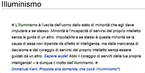 Illuminismo Kant by Settembre 2008 Myfavoritethings