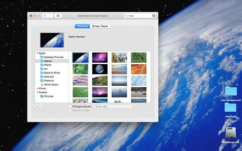 How To Change Your Background On A Mac How To Change The Background Picture On A Mac Techwalla