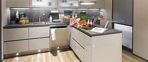 Hochglanz Weiß Küche : nobilia k chen weiss hochglanz ~ Michelbontemps.com Haus und Dekorationen