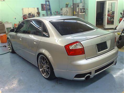 2003 Audi A4 Body Kit 2003 A4 Johnywheels