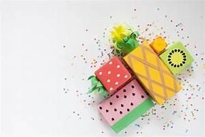 Ideen Zum Basteln : geschenkverpackung basteln 5 kreative ideen ~ Lizthompson.info Haus und Dekorationen