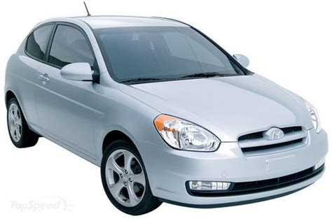 2007 Hyundai Accent by 2007 Hyundai Accent Gs Se And Gls Review Top Speed