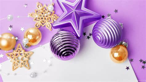 Purple Christmas Backgrounds Wallpapers Cave Desktop ...