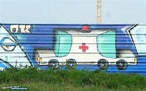 Rond Point De L Europe Melun : graffiti pour l h pital de melun christian julia photos ~ Dailycaller-alerts.com Idées de Décoration