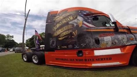 best truck in the world the best semi truck show in the world youtube