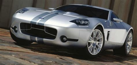 ford thunderbird fab  concept car  catalog