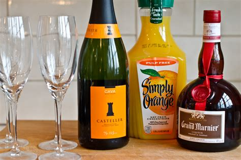 ingredients for mimosas the best mimosa recipe dishmaps