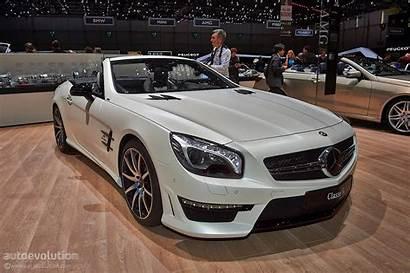 Sl Mercedes Edition Benz 2look Geneva Special