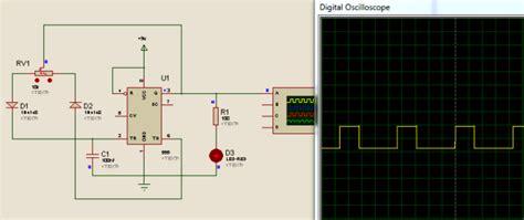 Timer Pwm Generator Circuit Diagram