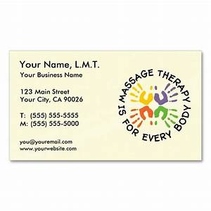 2049 best massage business cards images on pinterest for Massage business card designs