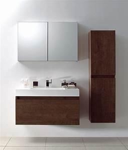 mobiliers de salle de bain comparez les prix pour With meuble de salle de bain design