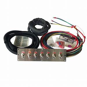 Off-Road Switch Panel with 4 to 7 Toggle Switches | MGI ...
