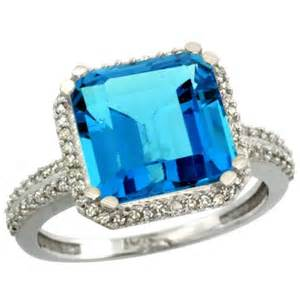 blue topaz engagement ring swiss blue topaz engagement rings review