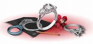 custom jewelry custom engagement rings whiteflash With custom design wedding ring