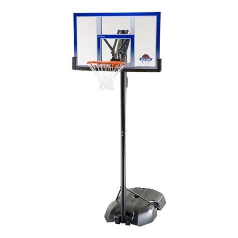 panier de basket chambre panier de basket sur pied front court 48 acheter à 20