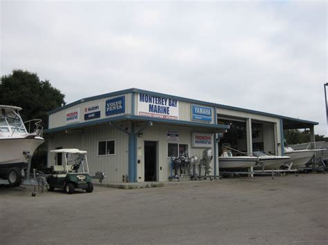 Monterey Bay Boat Works by Located In The Santa Harbor Next To J Dock