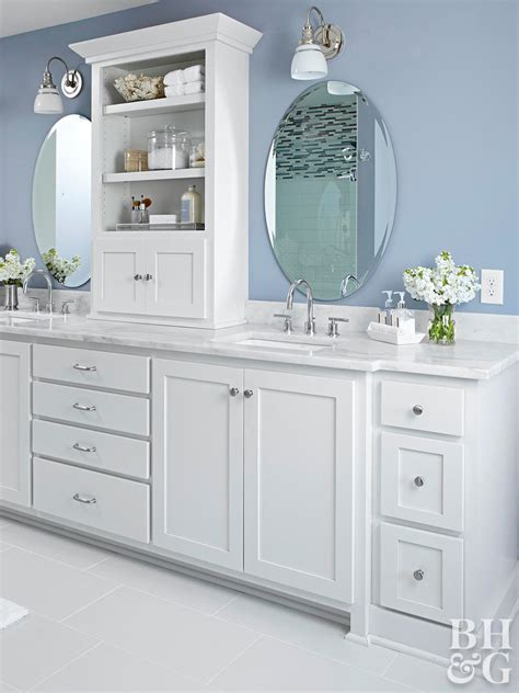 Top Paint Colors For Bathrooms by Popular Bathroom Paint Colors Better Homes Gardens