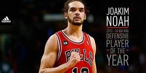 Joakim Noah Named NBA Defensive Player of the Year ...