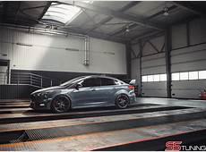 SS Tuning presents Ford Focus ST sedan ForceGTcom