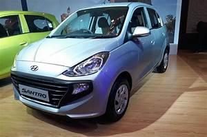 Hyundai Santro Crosses 23 500 Mark Of Pre