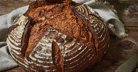 Sourdough Pumpernickel Bread Recipe | King Arthur Flour