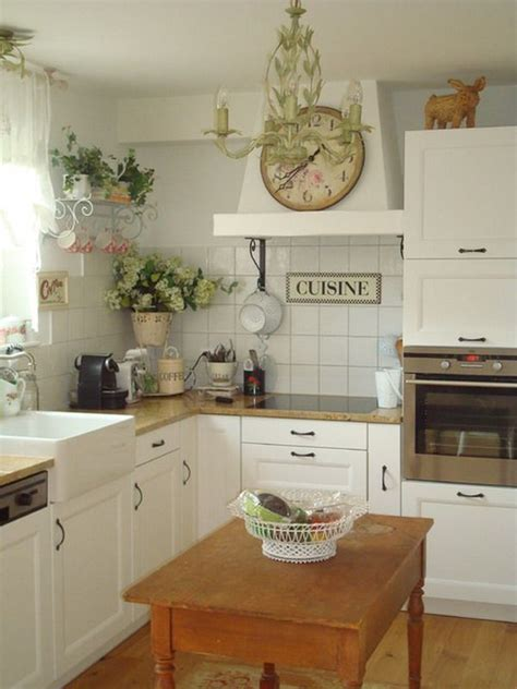 small country kitchen style farmhouse  cottage style