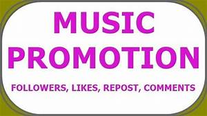 Get Manual 1 400 Music Promotion For  5