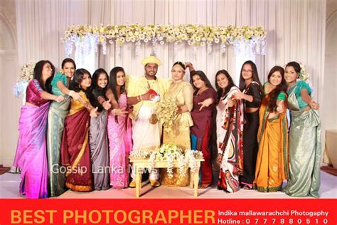 srilankan actor girirajs daughters wedding photo sri