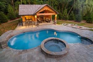 25 Swimming Pools With Cabanas  Photos