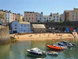 small cottages photographs and article about tenby we show you some of