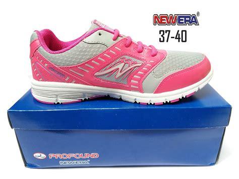 Sepatu Santai New Era jual beli sepatu new era princes 02 abu pink fucshia