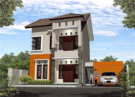rumah lantai  minimalis design rumah minimalis