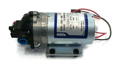 Shurflo Volt Demand Water Pump Wiring Harness Lawn