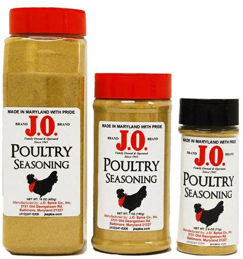 poultry seasoning poultry seasoning