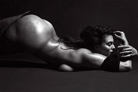 Ashley Graham Nude Plus Size Model Showed Massive Ass