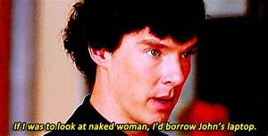 gif sherlock sherlock holmes Benedict Cumberbatch ...
