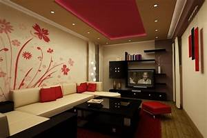 Wall decorating designs living room wall decoration for Designs in walls for living room