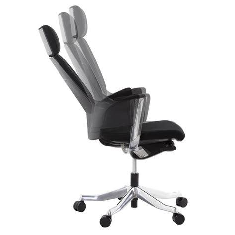 fauteuil de bureau tissu fauteuil de bureau design ergonomique barbades en tissu noir