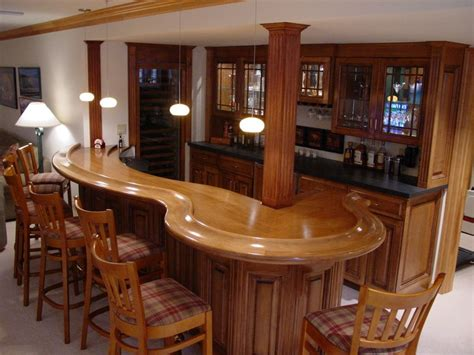 Fancy Home Bar by How To Set Up A Home Bar