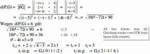 Vektoren Rechnung : abstand berechnen entfernung abstand punkt punkt ~ Themetempest.com Abrechnung