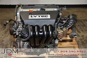 Jdm K24a For Honda Cr  Honda Accord 2 4l 4cyl I