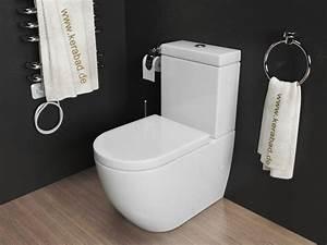 Wc Mit Spülkasten : design stand wc kombination toilette inkl sp lkasten ~ A.2002-acura-tl-radio.info Haus und Dekorationen