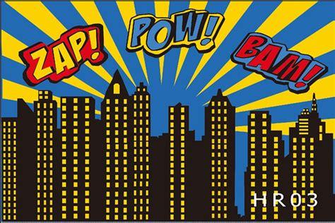 Superhero Background Images Group (42