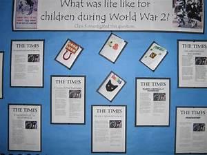 World War 2 Children Display  Classroom Display  History