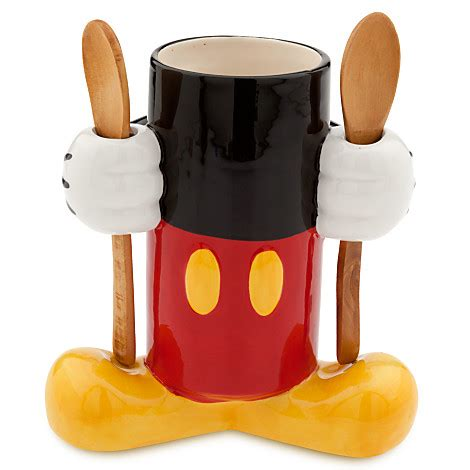 Mickey Mouse Kitchen Caddy  Mickey Fix