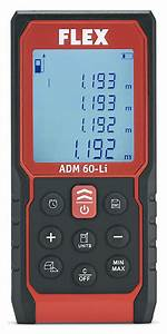 Laser Entfernungsmesser Funktion : laser entfernungsmesser flex adm 60 li ~ A.2002-acura-tl-radio.info Haus und Dekorationen