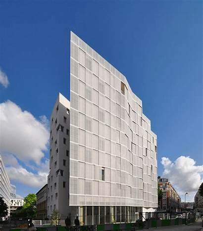 Social Paris Housing Bigoni Architecture Archdaily Sociaux
