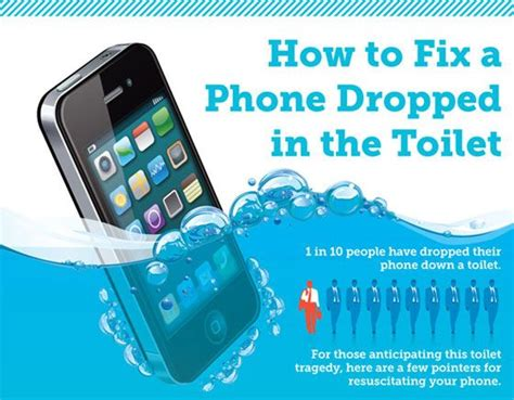 dropped my iphone in the toilet pin by maxiapple on tips and tricks